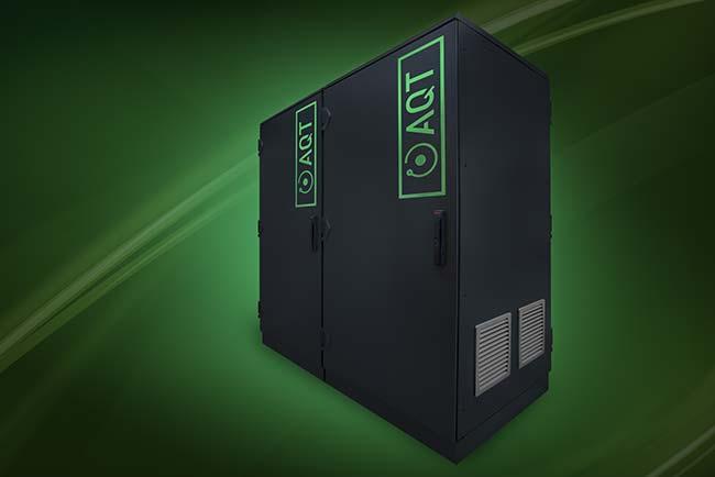 Industry-standard quantum computer